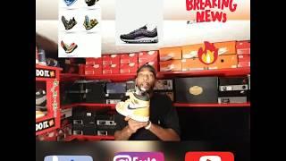 Retro rick and maddy kicks New shoe Game show