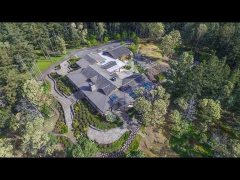 Steve Miller's Famed San Juan Island Estate in Friday Harbor, Washington
