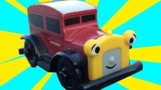 Caroline The Car  -thomas The Tank Engine & Friends Wooden Toy Railway Review - Character Fridays