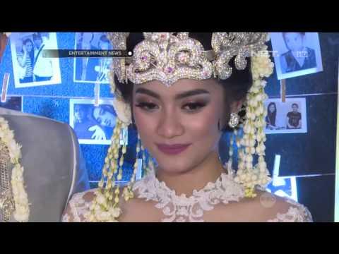 Ayudia Bing Slamet resmi menikah dengan Ditto