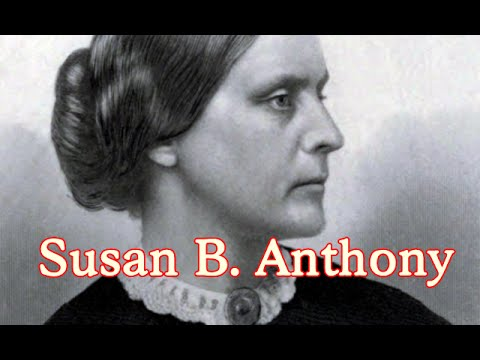 Biography Brief: Susan B. Anthony
