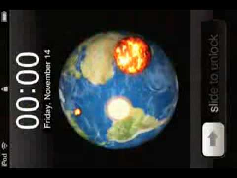 Deep Impact Trick for iPhone-iPod Touch