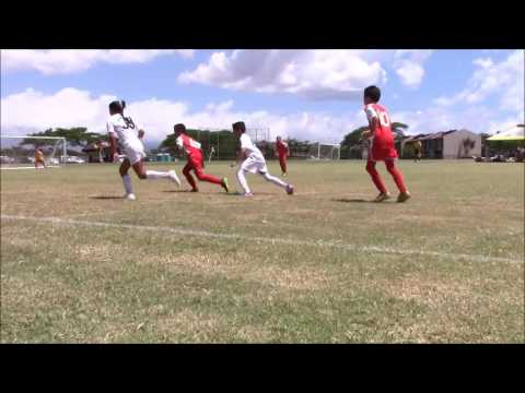 MAUI CUP 2017   FINALS   Whitfield SC 07B vs Maui United 07B Red
