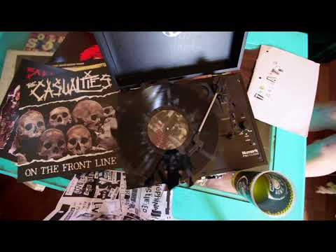 The Casualties - Unknown Soldier from the S1D Music StreamingPlus Series