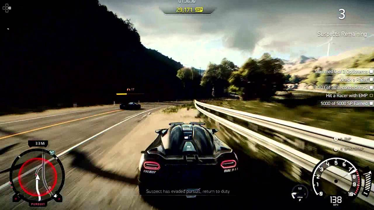 E3 fun! Need for speed rivals gameplay (cop gameplay) youtube.