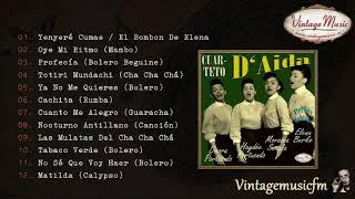 Cuarteto d'Aida. Omara Portuondo, Elena Burke, Colección Perlas Cubanas #70 (Album Completo)