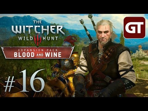 The Witcher 3: Blood & Wine #16 - Plötze ist an allem schuld! - Let's Play The Witcher 3: BaW thumbnail