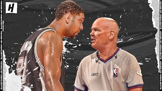 NBA Funniest Technical Fouls & Ejections of ALLTIME!