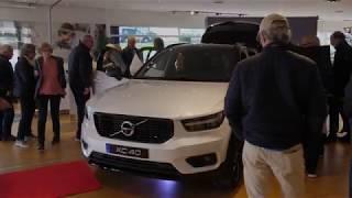 Roadshow - Nye Volvo XC40 - Event i Moss 18/10-17