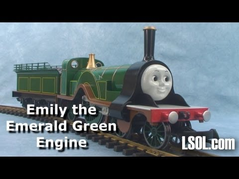Emerald Green Smokey Eye clip