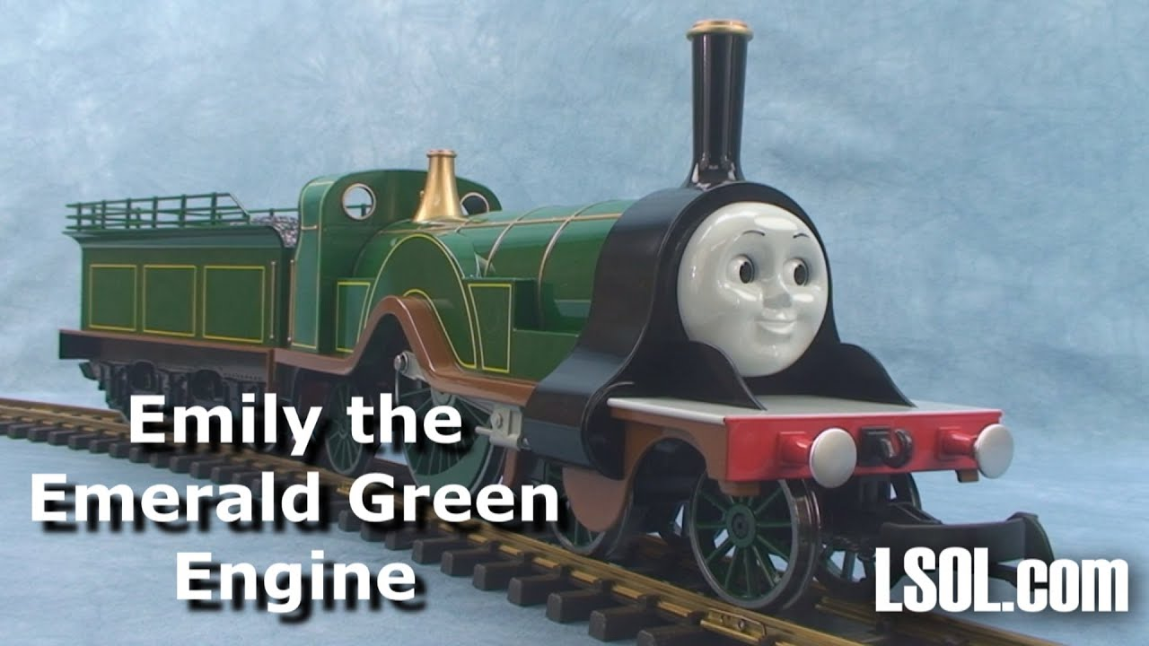 Emily The Emerald Green Engine