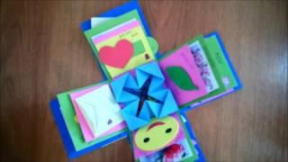 DIY Поделка для учителя. Подарок для любимых и дорогих людей Video
