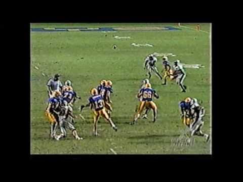Nicholls State vs  McNeese State 2004 Highlight