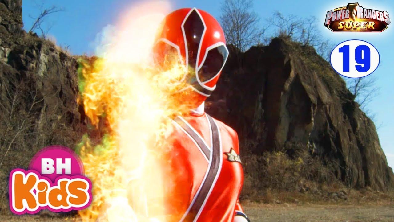 Siêu Nhân Thần Kiếm Phần 3 - Tập 19: siêu nhân đỏ trở lại - Phim Siêu Nhân SUPER SAMURAI
