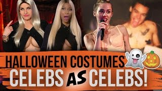 Halloween Costumes: Celebs Dressed as Other Celebs! (Dirty Laundry)