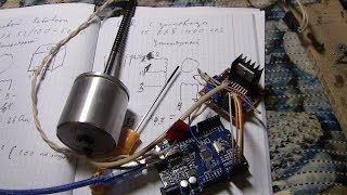Запуск неизвестного шагового двигателя (arduino Uno + l298n)