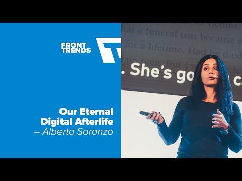Our Eternal Digital Afterlife