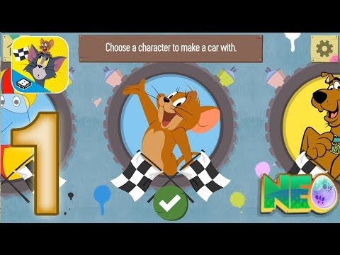 Boomerang Make And Race: Gameplay Walkthrough Part 1 - Jerry The Big Boy (iOS, Android)