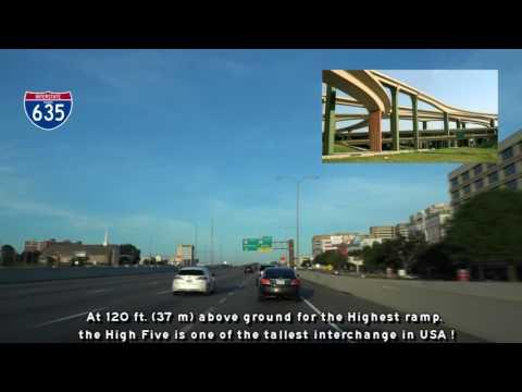 Dallas Freeway Tour, Texas