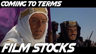 Coming To Terms - Film Stocks