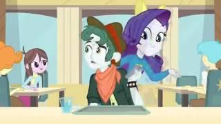 Май Литл Пони , песня в столовой , на английском