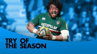 ITV Sport Try of the Season Shortlist