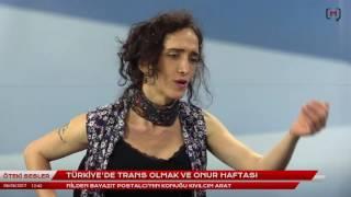 Öteki Sesler: Türkiye'de Trans olmak ve Onur Haftası. Konuk: Kıvılcım Arat
