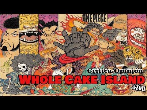 Crítica/Opinión: Arco de Whole Cake Island (One Piece)