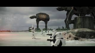 """Rogue One: A Star Wars Story - Clip: """"Battle Of Scarif"""""""