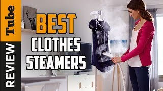 ✅Clothes Steamer: Best Clothes Steamer 2019 (Buying Guide)