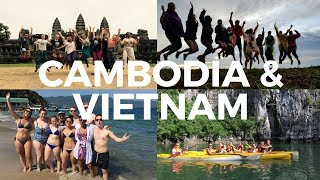 Cambodia & Vietnam on a Shoestring - JUNE 2017
