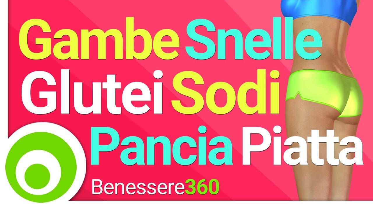 Download Gambe Snelle, Glutei Sodi e Pancia Piatta   25 minuti di Fitness a Casa