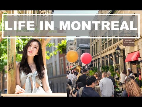BEST THINGS TO DO IN MONTREAL 🍁Must-Visit Spots