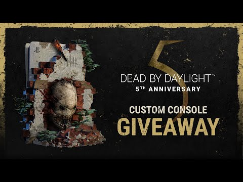 Dead by Daylight   Dead by Daylight Custom Playstation®5 Sweepstakes