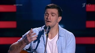 The Voice RU 2016 Tornike — «Wicked Game» Blind Auditions | Голос 5. Торнике Квитатиани. СП