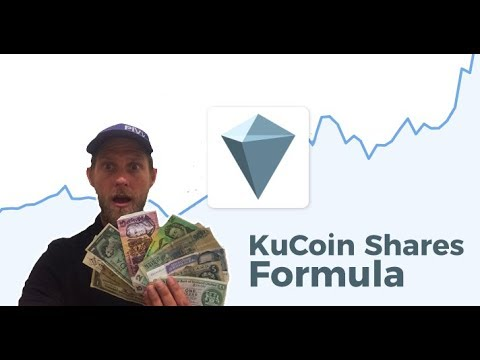 How much can you earn for each KuCoin ? - The KCS Formula