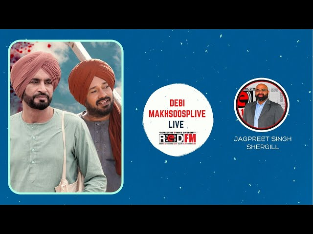 Debi Makhsoospuri Was in Sur Punjab De Show To Talk About his new Song.