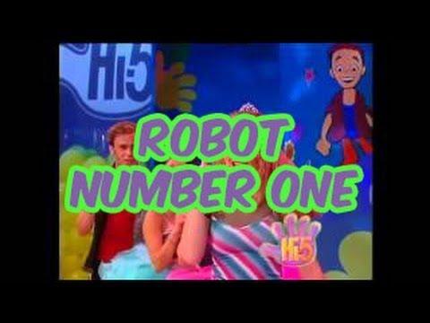 Robot Number One - Hi-5 - Season 2 Song of the Week