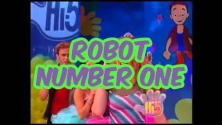 Video Robot Number One - Hi-5 - Season 2 Song of the Week download MP3, 3GP, MP4, WEBM, AVI, FLV Februari 2018