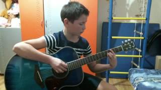 Greensleeves(Зелёные рукава)  - На гитаре