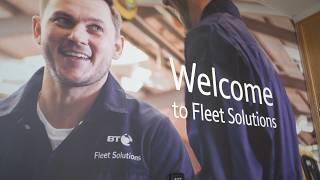 BT Fleet Solutions: Accident management