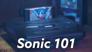 Sonic 101: A Brief History of Sonic the Hedgehog