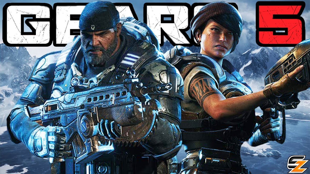 Gears of War 5 - Prequel Ascendance Storyline Revealed! (Gears 5 Ascendance) thumbnail