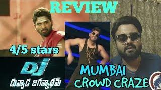 DJ Duvvada Jagannadham Telugu Movie Review | 4/5 stars | Allu Arjun