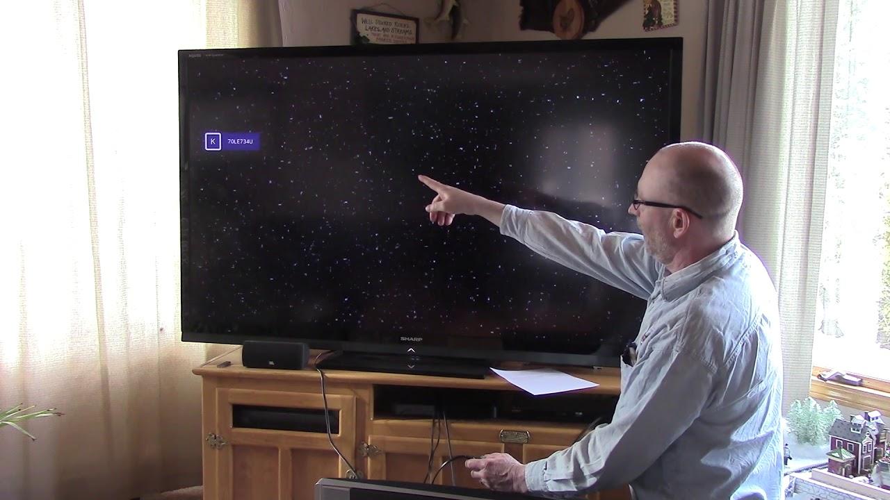Sharp Tv Flashing Light Led Lcd Reset Youtube