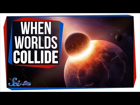 The Moon's Birth May Have Given Earth Ingredients for Life | SciShow News