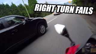 Right Turn Fails