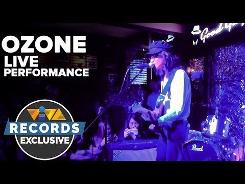 UNIQUE — OZONE (Itulak Ang Pinto) [LIVE! Performance]