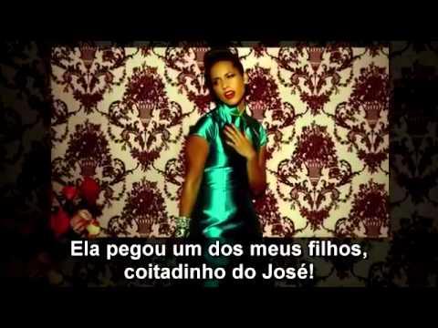 Alicia Keys ft Nicki Minaj: Girl On Fire (Paródia/Redublagem)