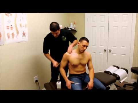 Rotator Cuff Treatment- Sports Chiropractic (Graston, ART, Manipulation)